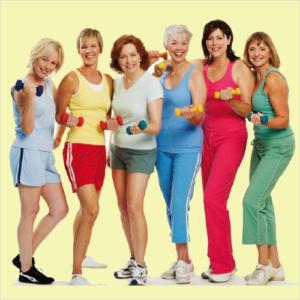 ginnastica in menopausa