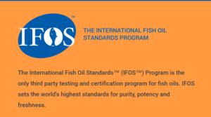 Certificazione Olio di pesce Omega 3